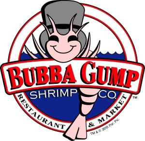 Bubba Gump logo 2010